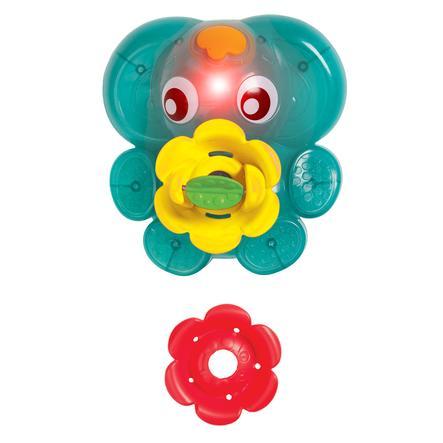 playgro Badespaß Wasserfontäne mit Lichteffekten
