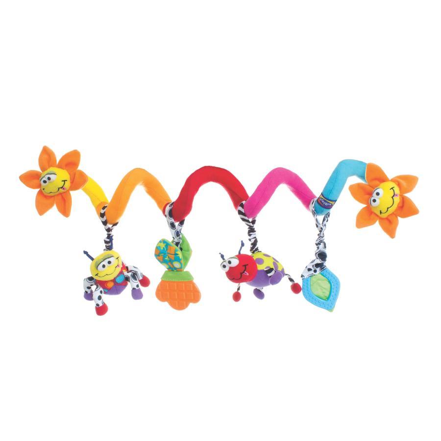 playgro Tingle Tingle Crawler Beetle Stroller Spiral