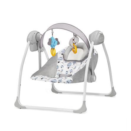 Kinderkraft Transat bébé Flo menthe