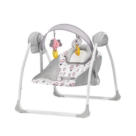 Automatische Wipstoel Baby.Kinderkraft Wipstoeltje Flo Pink Pinkorblue Be