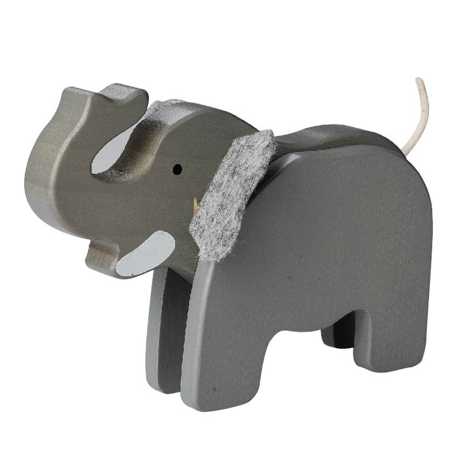 EverEarth® Grijpding bamboe olifant
