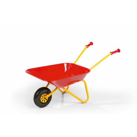 ROLLY TOYS, carriola in metallo, rossa  270804