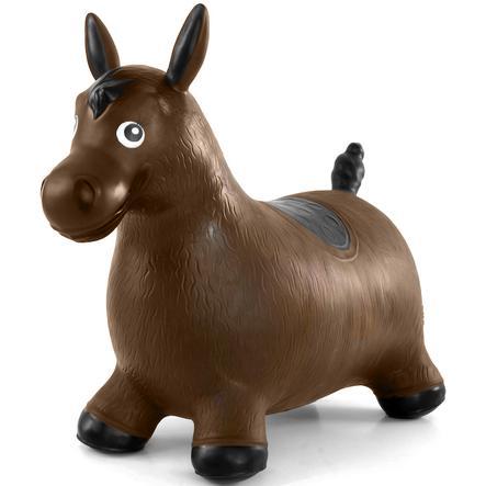 babyGO Bouncer - Skippy dier, Paard, bruin