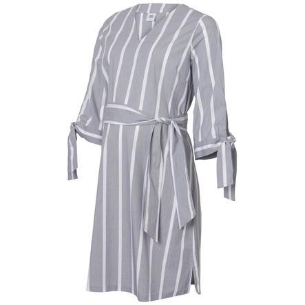 mama licious Robe de maternité MLLAURA Gris clair Melange