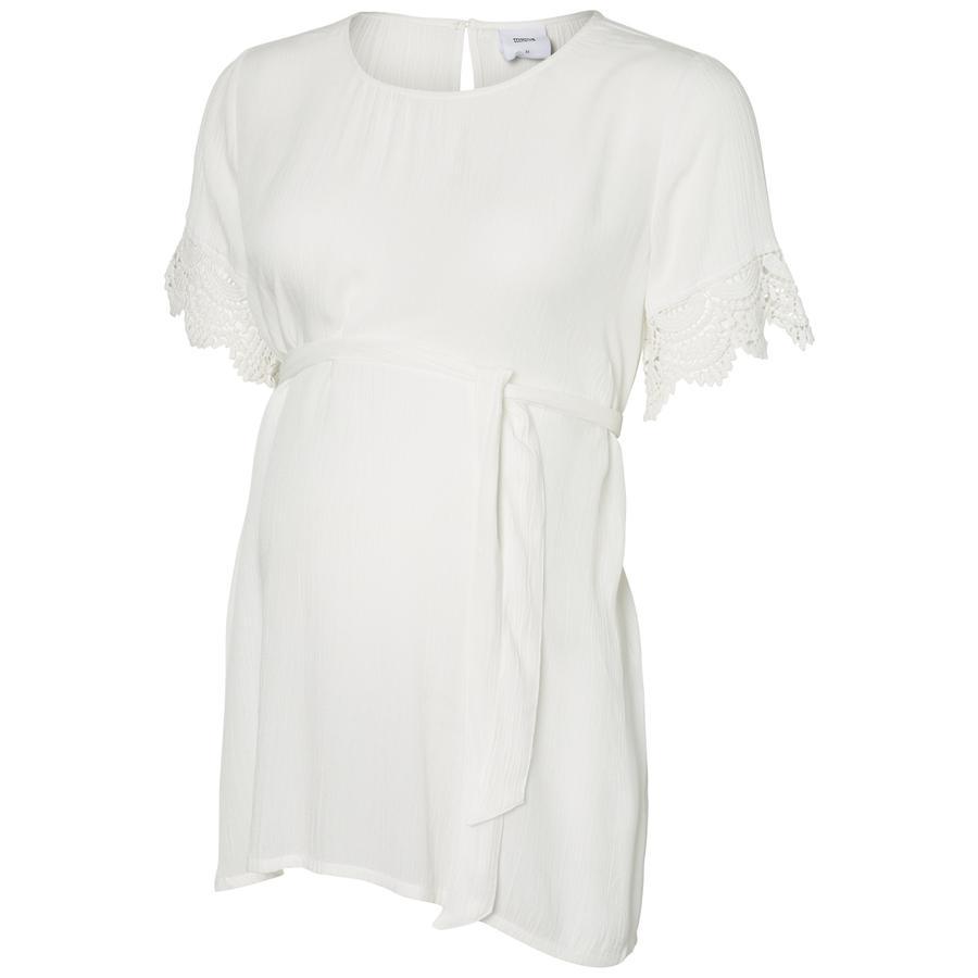 mama licious paita MLJANILLA lumivalkoinen