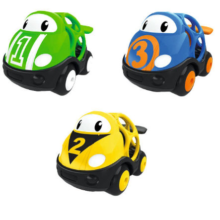 Oball Go Grippers ™ - Race Car Set