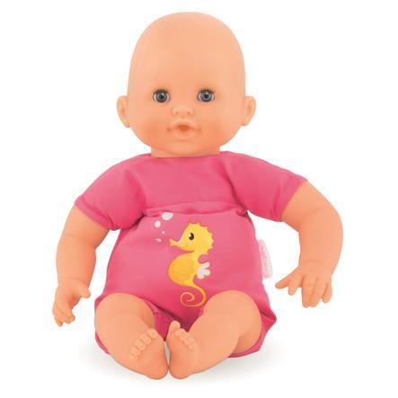Corolle Mon Premier pedana da bagno piattaforma da bagno bambola bambola rosa