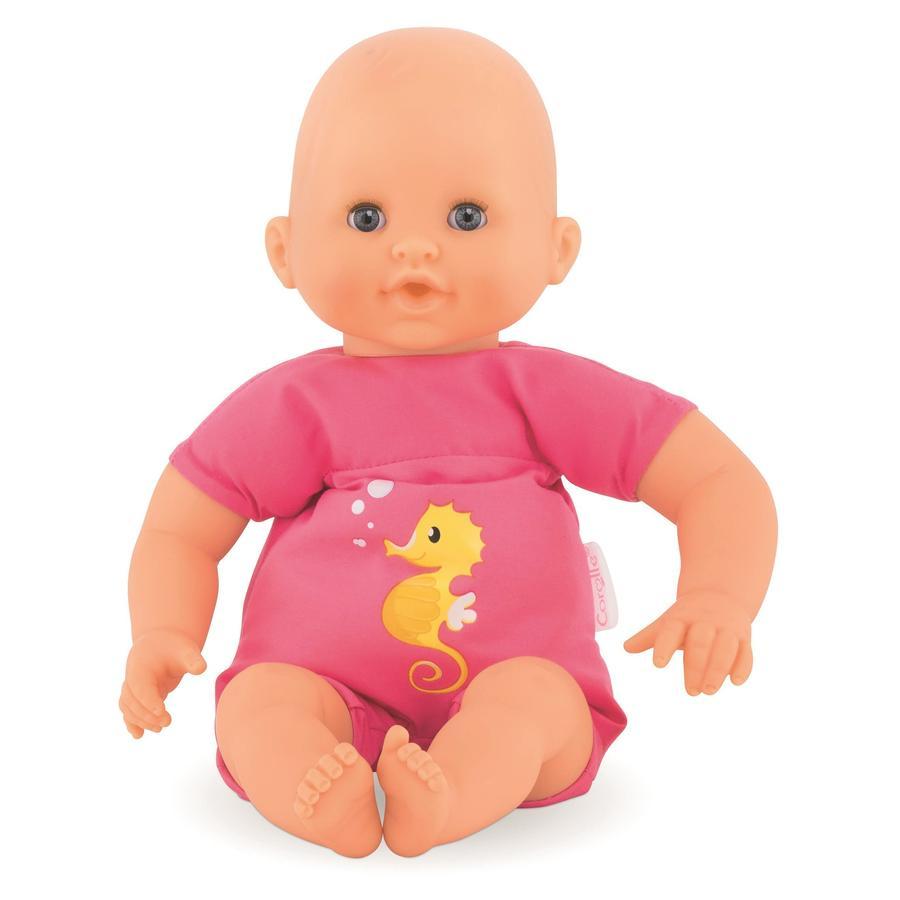 Corolle® nukke Mon Premier Badeplatsch, vaaleanpunainen