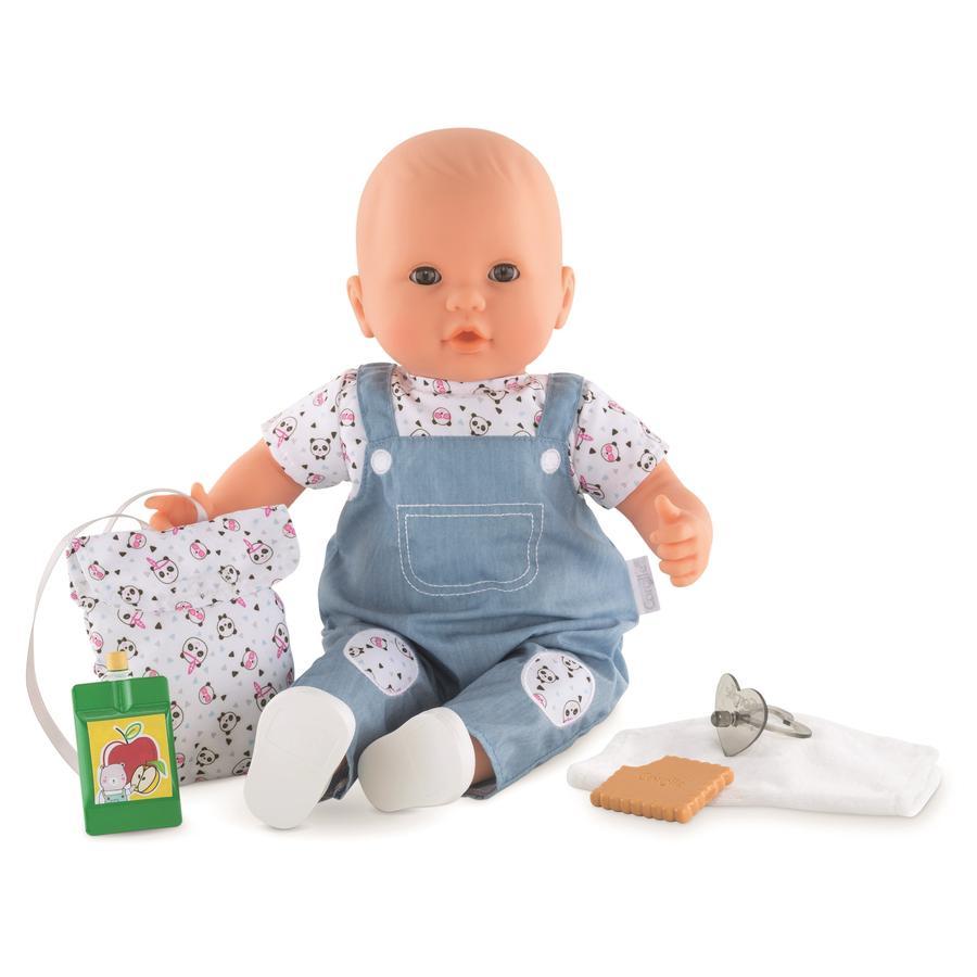 Corolle bebé muñeco Mon Grand Babypuppe Gaby va a la cuna