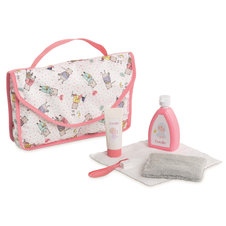 Corolle Mon Grand care Baby set