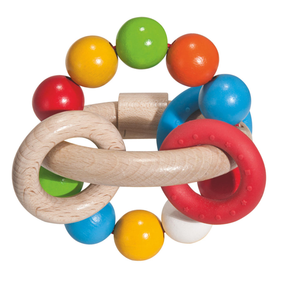 Eichhorn Baby 3D Greifling