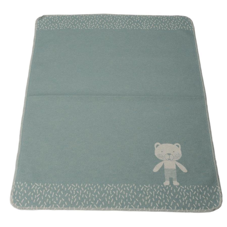 DAVID FUSSENEGGER Baby deken geesten grijs 70 x 90 cm