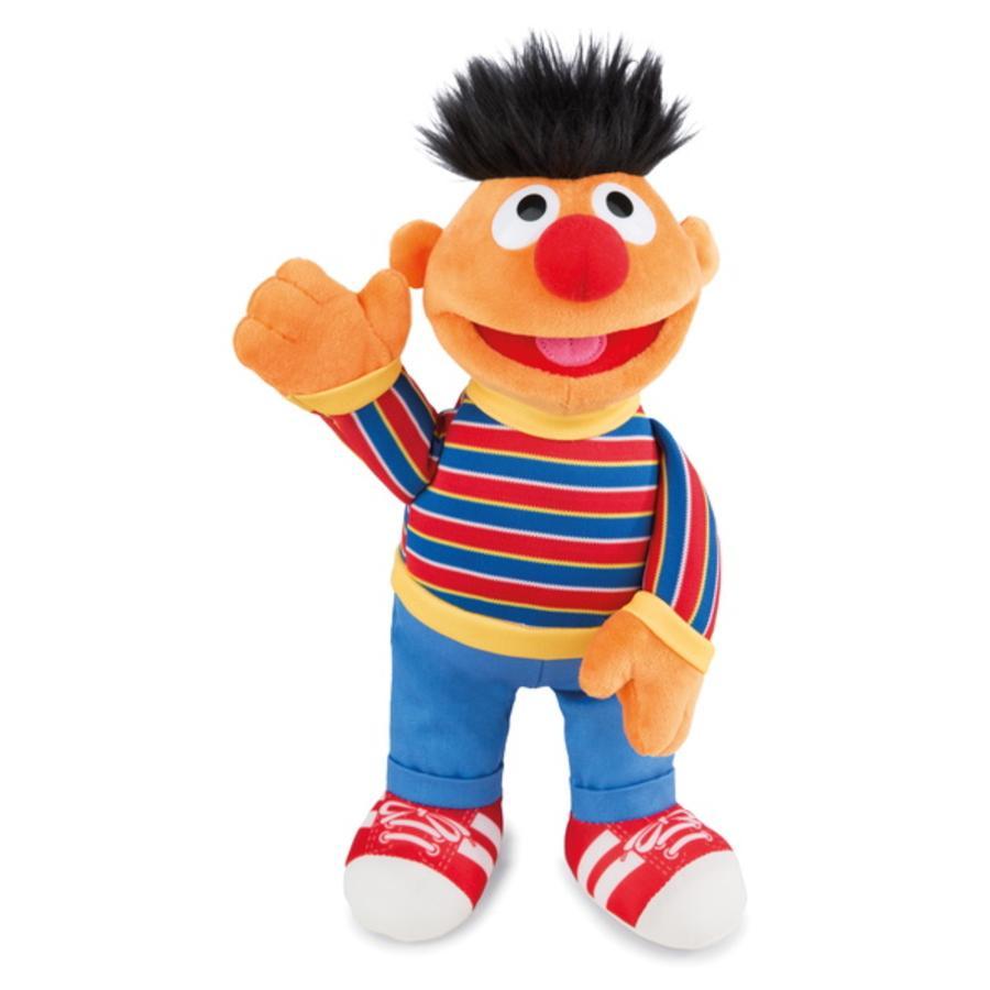 NICI Sesame Street plyšová hračka Ernie 30 cm štíhlá 43509
