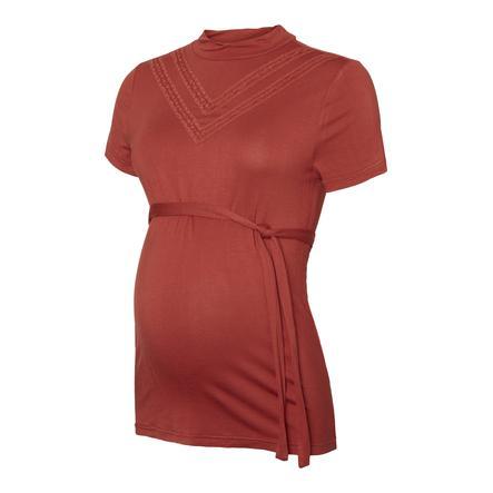 mama leniwa koszula ciążowa MLCILE Tandori Spice