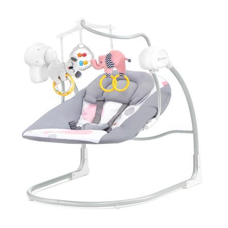 Kinderkraft Sdraietta a dondolo Minky pink