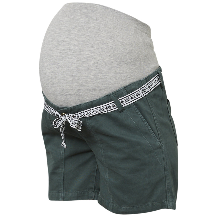 mama licious Shorts MLCANCUN Donker Forest