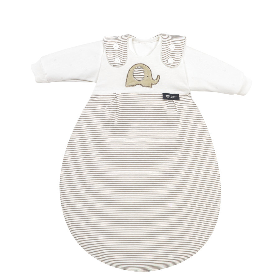 Alvi Baby- Mäxchen®  - SuperSoft 3pcs Gr.50/56 - Olifant