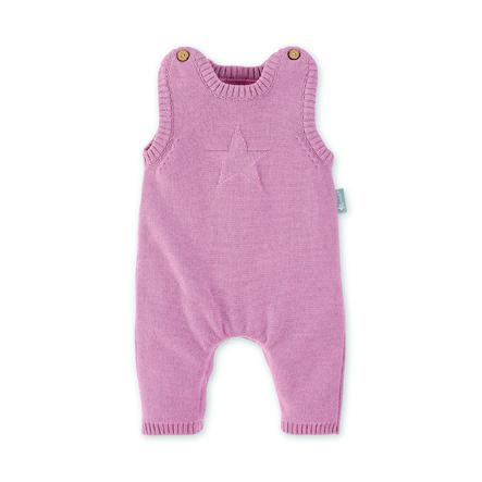 Sterntaler Girl s knit romper rosa