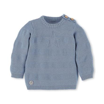 Sterntaler Strick-Shirt bleu