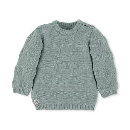 Sterntaler Camisa de punto verde claro