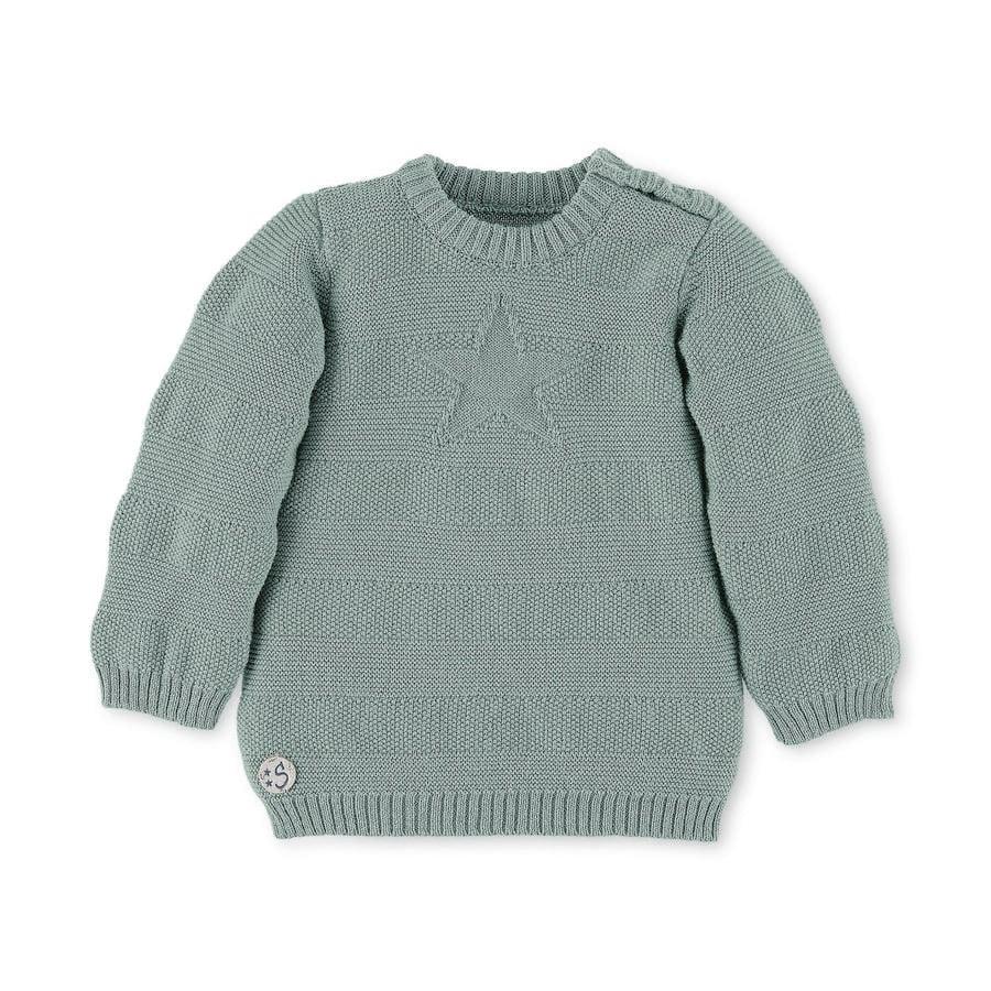 Sterntaler Gebreid-Shirt lichtgroen