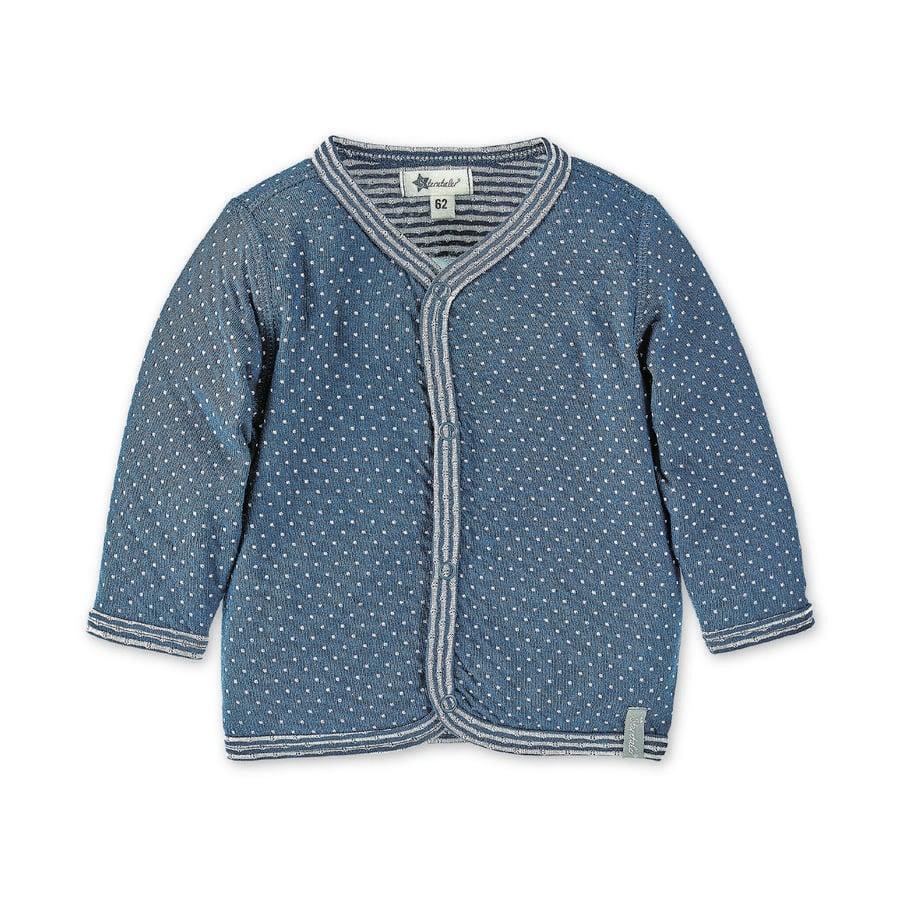 Sterntaler Boys Chaqueta para bebé reversible azul marino