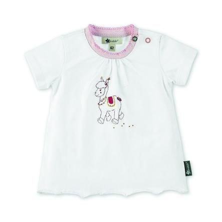 Sterntaler Krótka koszula z krótkim rękawem Lotte white