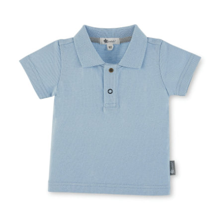 Sterntaler Boys Polo-Shirt himmel