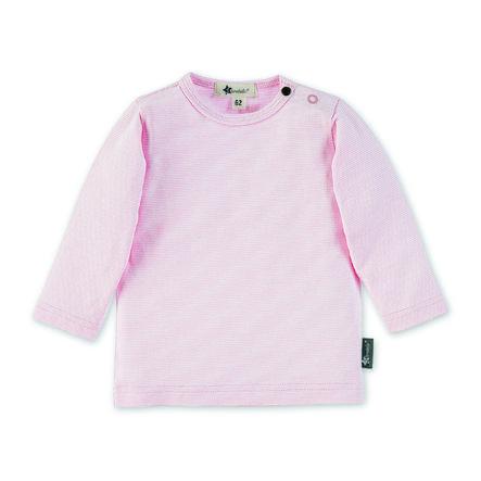 STERNTALER Girls tričko s dlouhým rukávem růžová