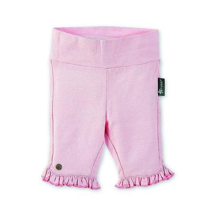 Sterntaler Girls tříčtvteční kalhoty růžová