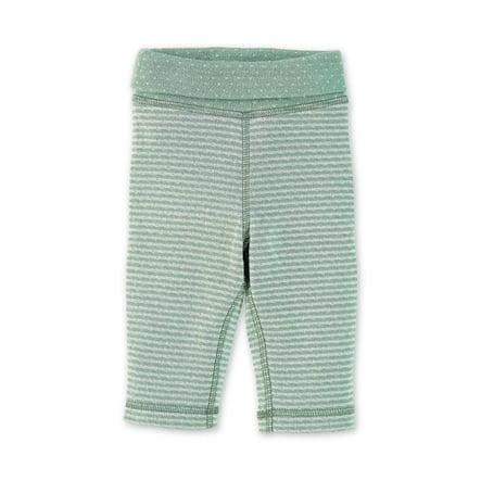 Sterntaler Pantalone reversibile verde chiaro