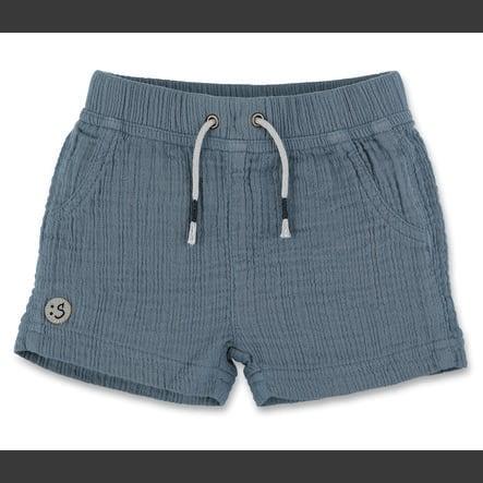 Sterntaler Boys Pantalones cortos azul