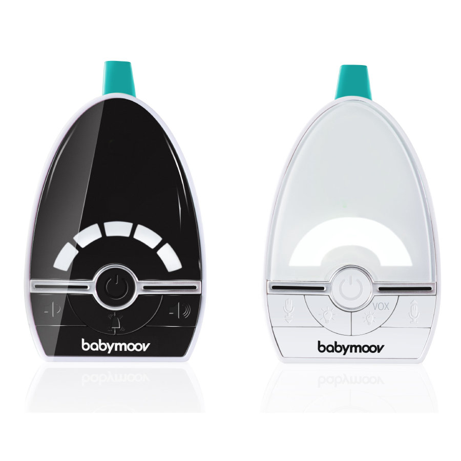 babymoov Babyphone Expert Care bianco/nero