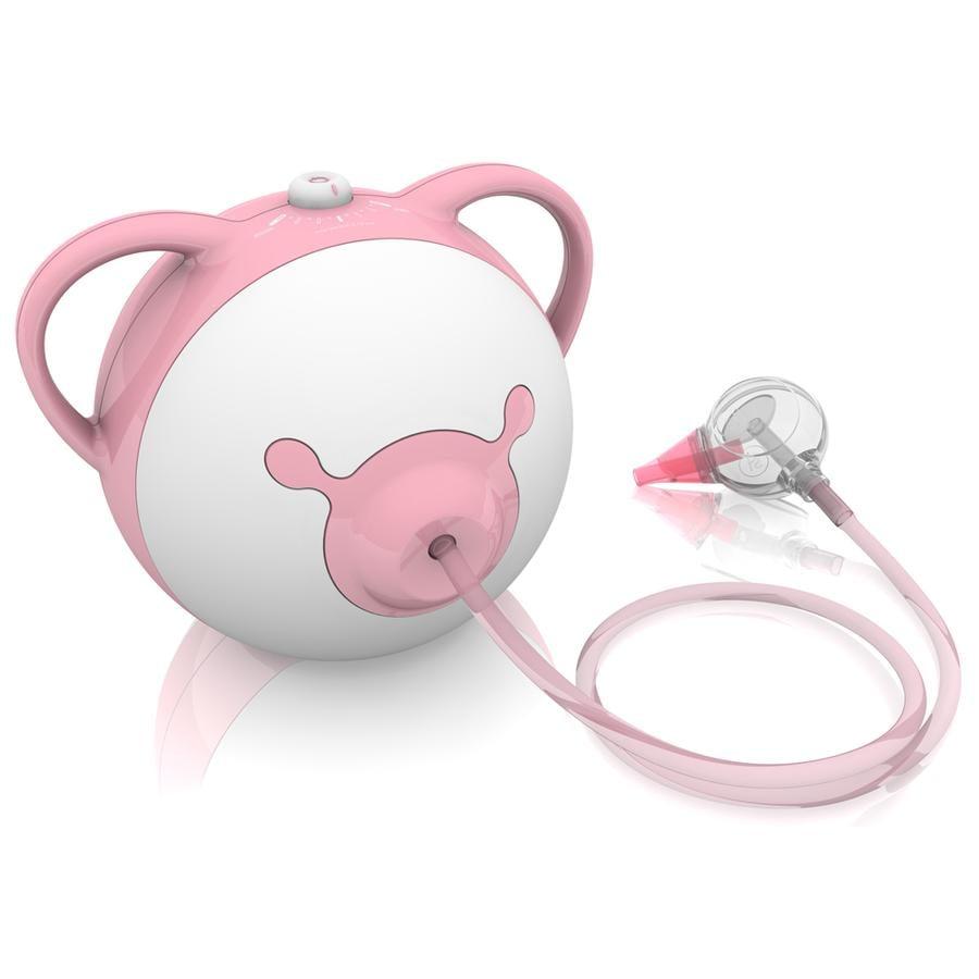 nosiboo Nosní odsávačka, elektronická, růžová