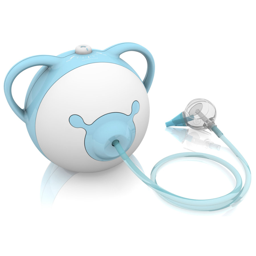 nosiboo Pro Nasal aspirator blå, elektrisk