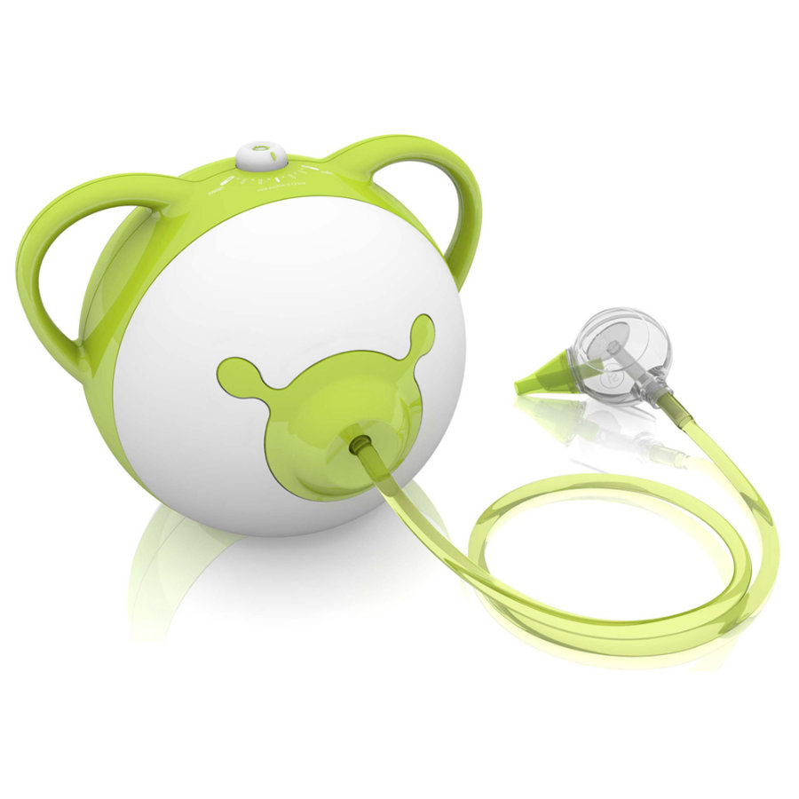 nosiboo Pro Nasensauger grün elektrisch