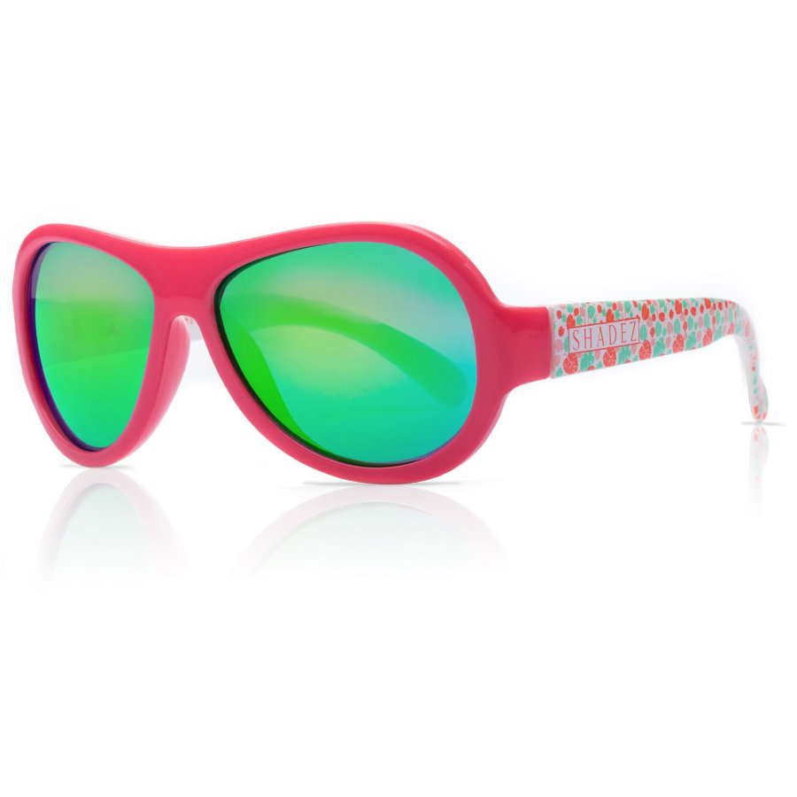 SHADEZ Leaf Print Pink Junior, SHZ 51