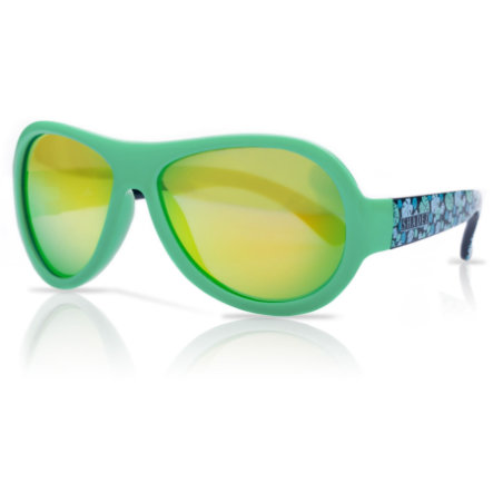 SHADEZ Solglasögon Leaf Print Green Junior, SHZ 44