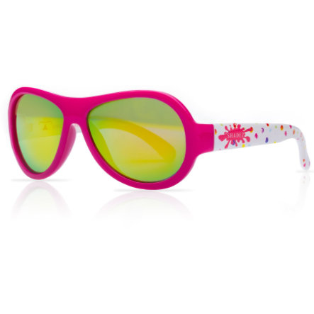 SHADEZ Paint Splash Fuchsia Junior Zonnebril SHZ 48
