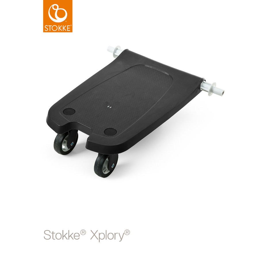 STOKKE® Geschwister Board Xplory® Sibling Black