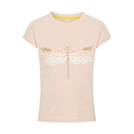 name it Girl Crema de Fresa T-Shirt Haza