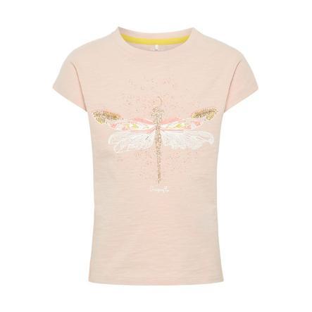 name it Girl Crema di fragole T-Shirt Haza Haza