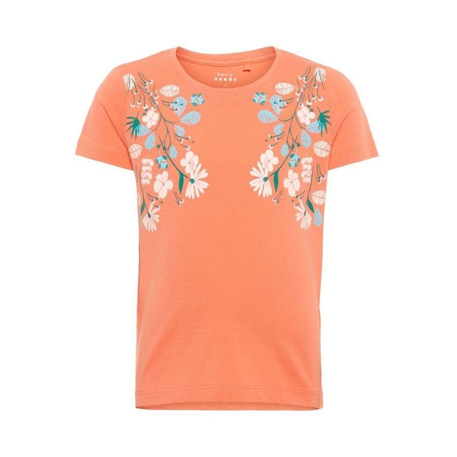 name it Girl s Bengalas de color T-Shirt violeta