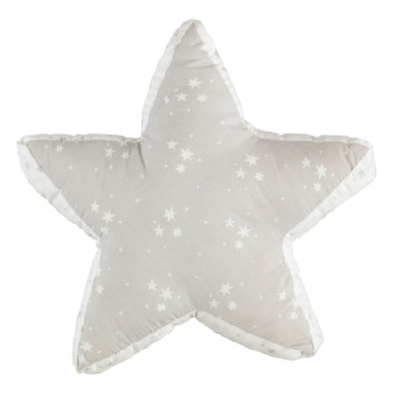 LITTLE Motivpude stjerner 32cm