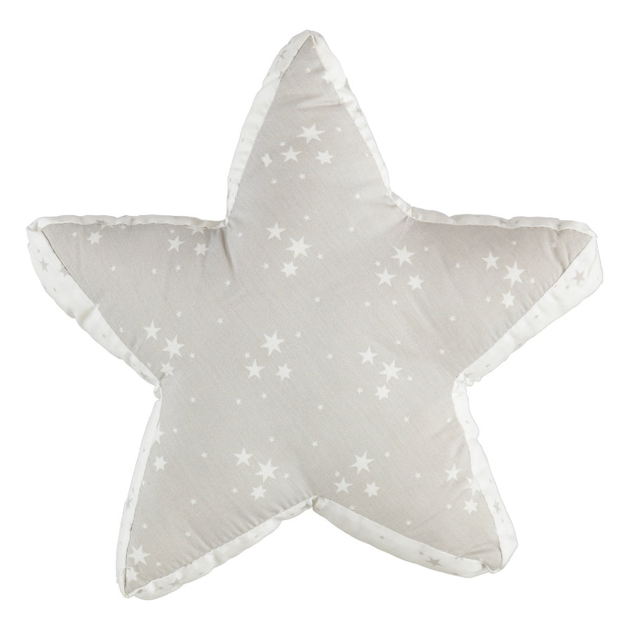 LITTLE Motivpute stjerner 32cm