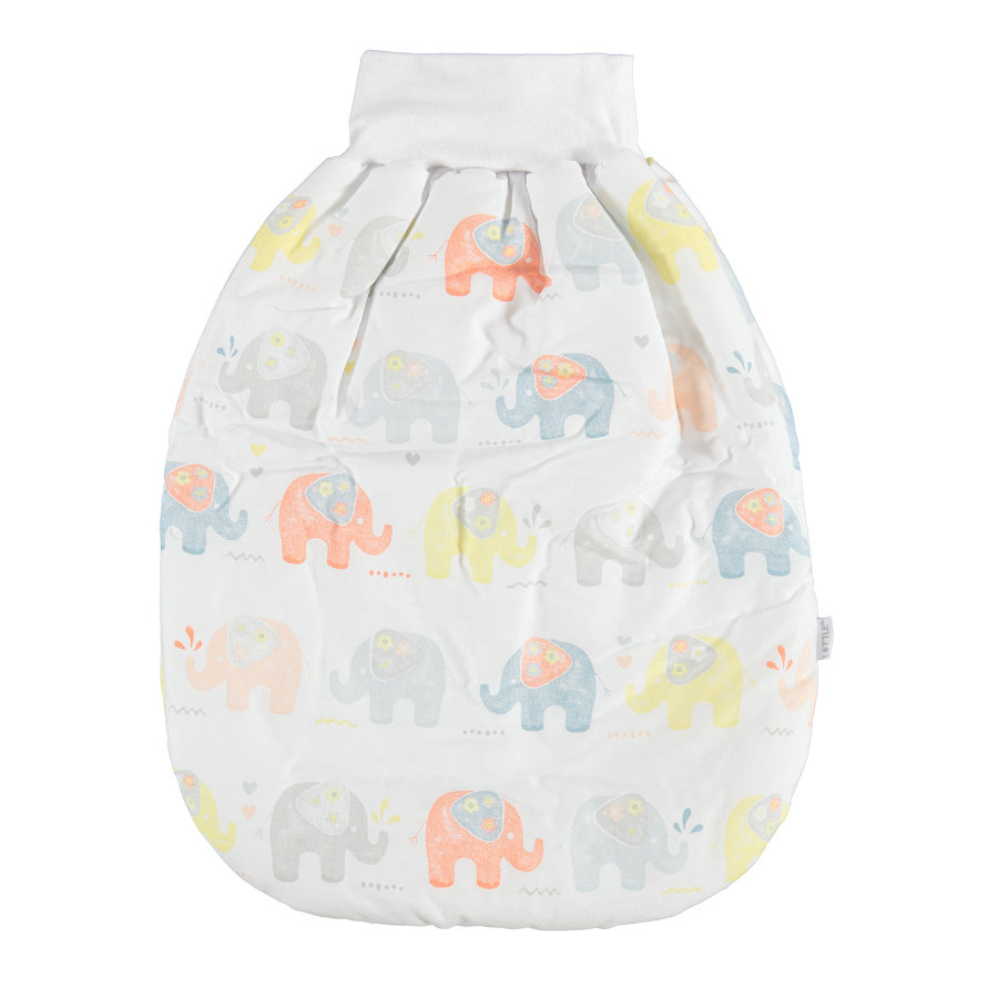 LITTLE  Sac Juicy Beats à dos éléphant 50 cm