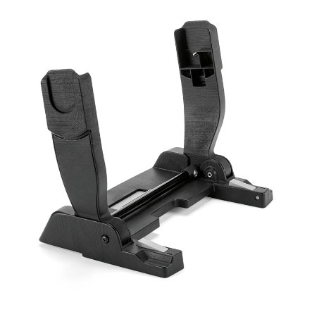 Peg-Pérego Adapter voor autostoel opvouwbaar zwart