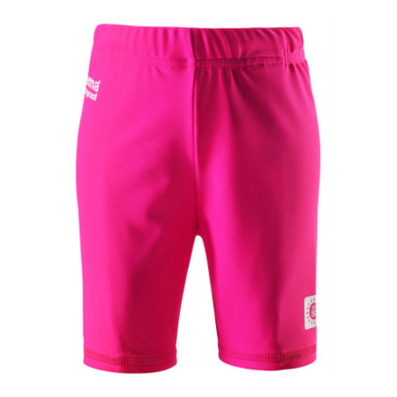 REIMA Girls Mini Short de bain avec protection UV HAWAII, rose vif