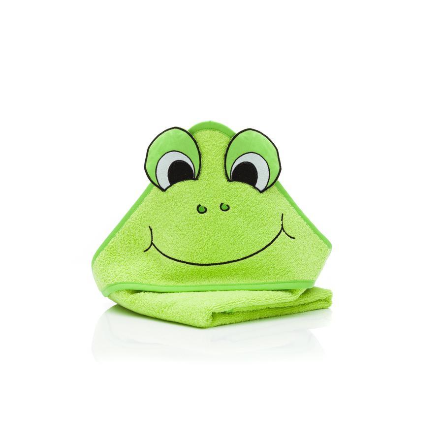 fillikid  Rana de toalla de baño con capucha 75 x 75 cm
