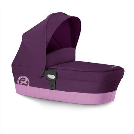 CYBEX Reiswieg Carry Cot M Moon Grape Juice-purple